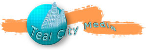 Teal City Media  Logo